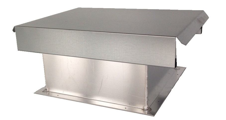 Metal Fixed Roof Vent